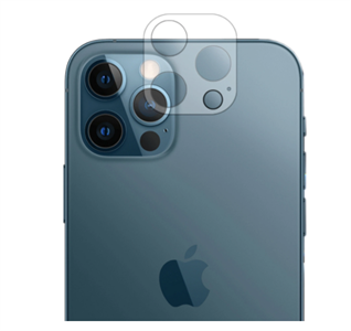 Защитное стекло на камеру LS для iPhone 12 Pro