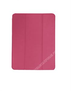 Чехол для iPad Pro 12.9-дюймов (версия 2020) Gurdini с отсеком для Pencil, малиновый