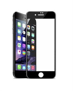 Защитное стекло Gurdini 2,5D для iPhone 7 Plus/8 Plus, черный