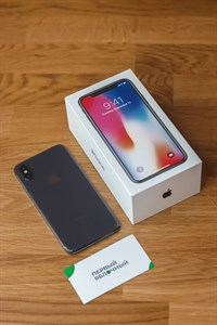 TRADE-IN | iPhone X 64Gb Space Gray [*6281]