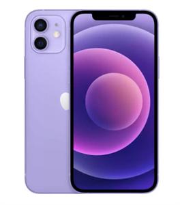 Смартфон iPhone 12 128Gb, Purple, фиолетовый (MJNP3)
