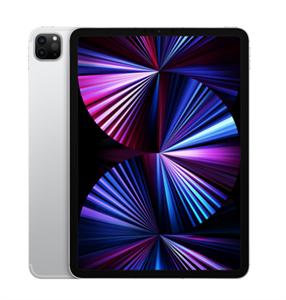 """iPad Pro (2021) 11"""" Wi-Fi 128Gb Silver, серебристый (MHQT3)"""