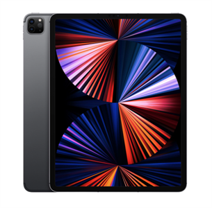 """iPad Pro (2021) 12.9"""" Wi-Fi 1Tb Space Gray, тёмно-серый (MHNM3)"""
