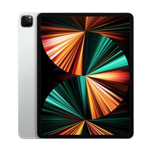 """iPad Pro (2021) 12.9"""" Wi-Fi + Cellular 256Gb Silver, серебристый (MHR73)"""
