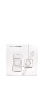 MagSafe Duo wireless charger, белый