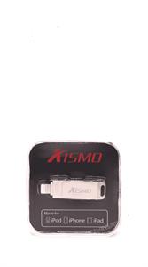Флеш-накопитель iDrive для iPhone USB to Lightning 128gb