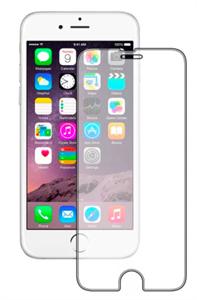 Защитное стекло для iPhone 6/6s Plus 2D Deppa 0.2 мм, прозрачное