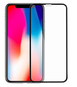 Защитное стекло для iPhone X/Xs 5D Full 360, 2 стороны, прозрачное