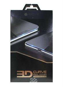 """Защитное стекло для iPhone X/Xs 2.5D Mocoll, (серия """"Black Diamond"""") на заднюю часть, белый"""