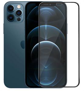 Защитное стекло Gurdini 3D Premium для iPhone 12/12 Pro