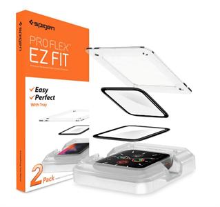 Защитное стекло Spigen Pro Flex для Apple Watch 40mm