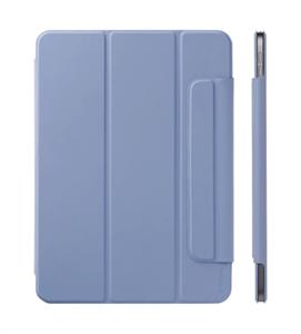 Чехол для iPad Air 10.9' 2020, Deppa Wallet Onzo Magnet, серо-лавандовый