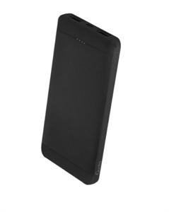 Дополнительный аккумулятор Gurdini Slim Series 10000mAh, черный
