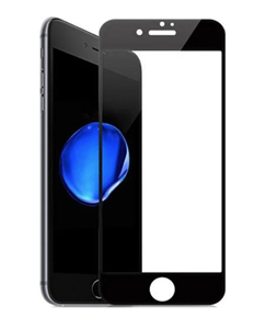 Защитное стекло Gurdini 3D Premium для iPhone 7 Plus/8 Plus, черный