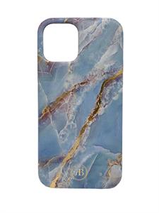 Чехол для iPhone 12 Pro Max KingsBar силиконовый, мрамор