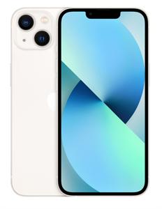 Смартфон iPhone 13 256GB, Starlight, сияющая звезда (MLP43)
