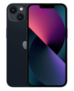 Смартфон iPhone 13 128GB, Midnight, тёмная ночь (MLNW3)