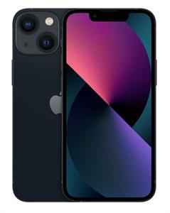 Смартфон iPhone 13 mini 128GB, Midnight, тёмная ночь (MLLV3)