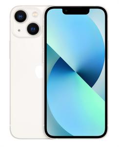 Смартфон iPhone 13 mini 256GB, Starlight, сияющая звезда (MLM53)