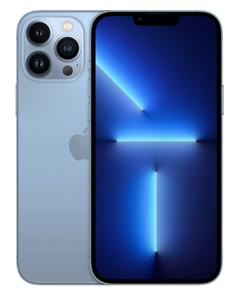 Смартфон iPhone 13 Pro Max 128GB, Sierra Blue, небесно-голубой (MLLU3)