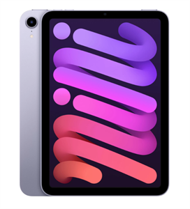 Планшет iPad mini (2021) Wi-Fi 64GB, Purple, фиолетовый (MK7R3)
