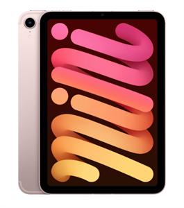 Планшет iPad mini (2021) Wi-Fi + Cellular 64GB, Pink, розовый (MLX43)
