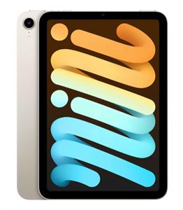 Планшет iPad mini (2021) Wi-Fi 256GB, Starlight, сияющая звезда (MK7V3)
