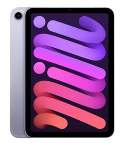 Планшет iPad mini (2021) Wi-Fi + Cellular 64GB, Purple, фиолетовый (MK8E3)