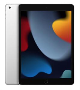 "Планшет iPad 10,2"" (2021) Wi-Fi 256GB, Silver, серебристый (MK2P3)"