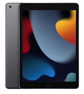 """Планшет iPad 10,2"""" (2021) Wi-Fi 256GB, Space Gray, серый космос (MK2N3)"""