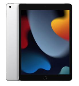 "Планшет iPad 10,2"" (2021) Wi-Fi + Cellular 256GB, Silver, серебристый (MK4H3)"