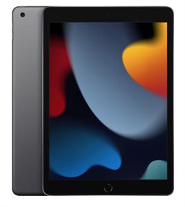 "Планшет iPad 10,2"" (2021) Wi-Fi 64GB, Space Gray, серый космос (MK2K3)"