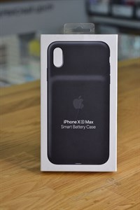 TRADE-IN | Smart Battery Case iPhone Xs Max Black [*L5YV]