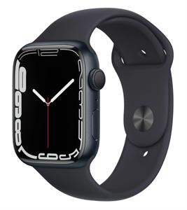 Умные часы Watch S7 45mm Midnight Aluminum Case with Midnight Sport Band (MKN53)