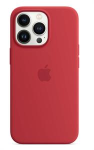 Чехол для iPhone 13 Pro Silicone Case, красный (OR)