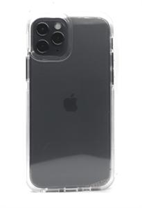 Чехол для iPhone 13 Pro X-Doria Defense силиконовый, темно-прозрачный