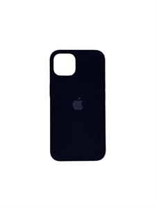 Чехол для iPhone 13 Pro Silicone Case HQ, черный