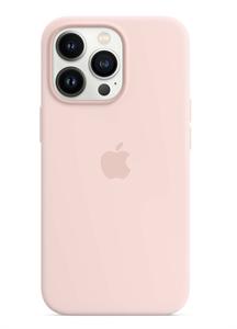 Чехол для iPhone 13 Pro Max Silicone Case, розовый (OR)