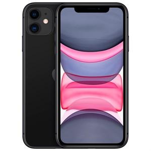 Смартфон iPhone 11 128Gb Black, черный (MWM02)