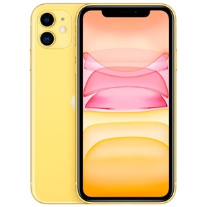 Смартфон iPhone 11 128GB Yellow, жёлтый (MWM42)