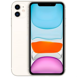 Смартфон iPhone 11 64Gb White, белый (MWLU2)