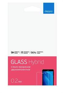 Защитное стекло для iPad Pro 10.5, DEPPA Hybrid прозрачное