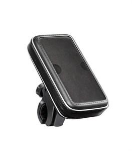 Велодержатель для смартфонов Crab Bike L Deppa, черный