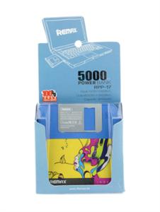 Дополнительный аккумулятор 5000mAh REMAX CARD