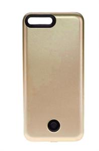 Чехол аккумулятор для iPhone 7/8 Plus 9000mAh 07p-01, розовое золото