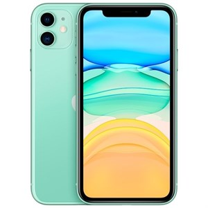 Смартфон iPhone 11 128GB Green, зелёный (MWM62)