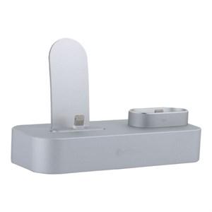 Подставка 2в1 для iPhone и AirPods, COTEetCl Base 22, темно серый
